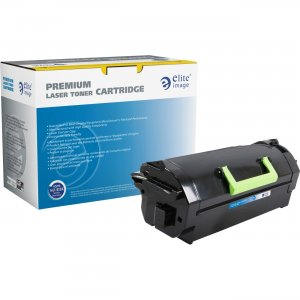 Elite Image Remanufactured LEX MS81x MICR Toner Cartridge 76260 ELI76260