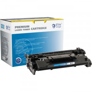 Elite Image Remanufactured HP 87A Toner Cartridge 76263 ELI76263