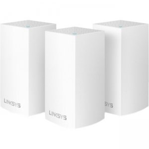 Linksys Velop Intelligent Mesh WiFi System WHW0103 WHW01
