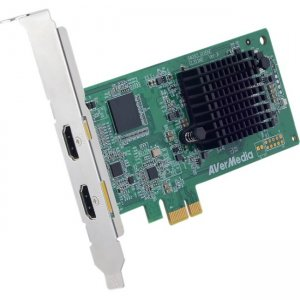 AVerMedia Full HD HDMI 1080P 60FPS PCIe Capture Card CL311-M2