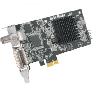 AVerMedia PCIe Low Profile Full HD 60fps Multi-interface Capture Card CL311-MN