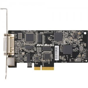AVerMedia 4K Multiple Inputs Low Profile Capture Card CL311-M1