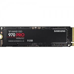 Samsung 970 PRO 512GB NVMe M.2 Client SSD for Business MZ-V7P512E