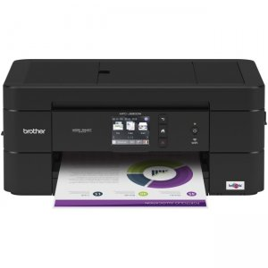 Brother Inkjet Multifunction Printer MFC-J690DW
