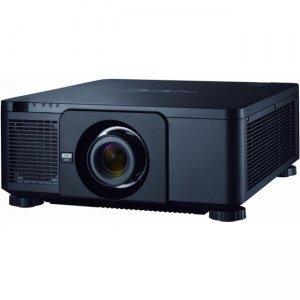 NEC Display 10,000-lumen WQXGA Professional Installation Laser Projector w/Lens NP-PX1005QL-B-18