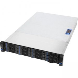 Hanwha Techwin Wisenet WAVE Optimized 2U Rack Server WRR-5501-48TB WRR-5501