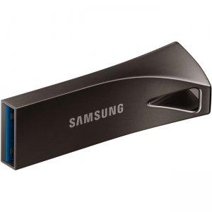 Samsung USB 3.1 Flash Drive Bar Plus 128GB Titan Gray MUF-128BE4/AM