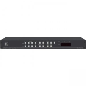 Kramer 4x4 4K60 4:2:0 HDMI Matrix Switcher with Audio Embedding/De-Embedding 20-04400030 VS-44UHDA