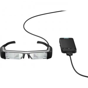 IMSOURCING Certified Pre-Owned Moverio Smart Glasses V11H560020-RF BT-200