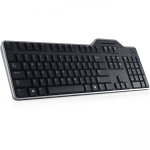 Dell - Certified Pre-Owned Smartcard Keyboard (English) FNCWX KB813