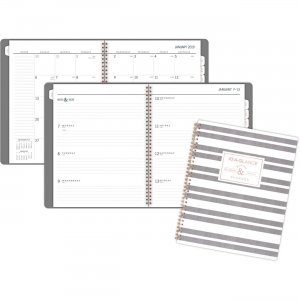 At-A-Glance Badge Stripe Weekly/Monthly Planner 5148E905 AAG5148E905