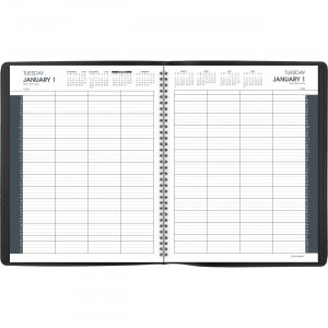 At-A-Glance 8-Person Group Daily Appointment Book 702128019 AAG702128019