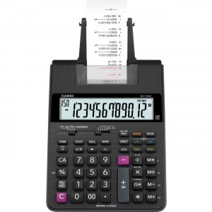 Casio Printing Calculator HR170RC CSOHR170RC HR-170RC