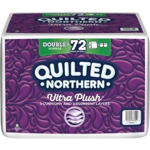 Quilted Northern UltraPlush Tissue 873945 GPC873945