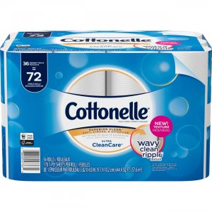 Cottonelle Ultra CleanCare Bath Tissue 47767 KCC47767