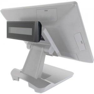 POS-X EVO RD6 : 2-line customer display for EVO TP6 EVO-RD6-LCM