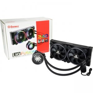 Enermax LIQFUSION Cooling Fan/Radiator ELC-LF240-RGB