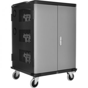 V7 Charge Cart - 36 Devices - US Power CHGCT36-1N