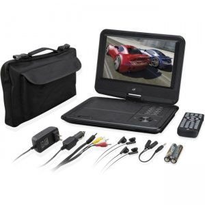 GPX Portable DVD Player PD901VPB