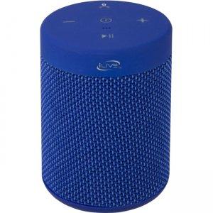 iLive Waterproof Fabric Wireless Speaker ISBW108BU ISBW108