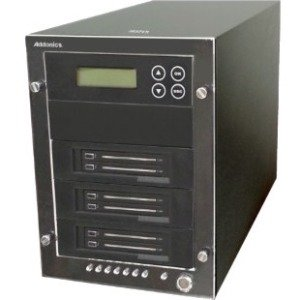 "Addonics Jasper II 5S2 - 1:5 2.5"" HDD/SSD High Performance duplicator JD2-5SN25"