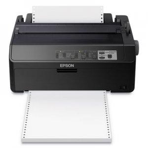 Epson LQ-590II 24-Pin Dot Matrix Printer EPSC11CF39201 C11CF39201
