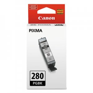 Canon (PGI-280) Ink, 250 Page-Yield, Black CNM2075C001 2075C001