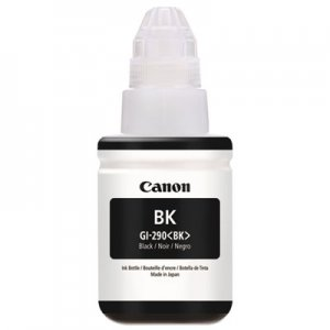 Canon 1595C001 (GI-290) High-Yield Ink Bottle, 7000 Page-Yield, Black CNM1595C001 1595C001