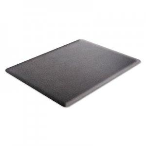 deflecto Ergonomic Sit Stand Mat, 60 x 46, Black DEFCM24442BLKSS CM24442BLKSS