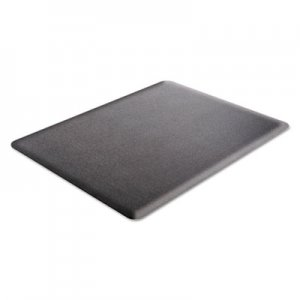 deflecto Ergonomic Sit Stand Mat, 48 x 36, Black DEFCM24142BLKSS CM24142BLKSS