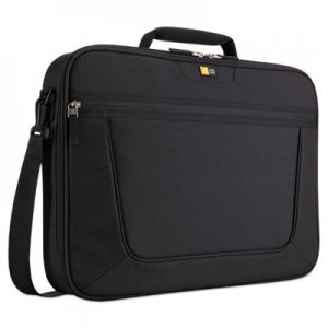 "Case Logic Primary 17"" Laptop Clamshell Case, 18.5"" x 3.5"" x 15.7"", Black CLG3201490 3201490"