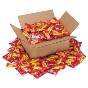 Office Snax Candy Assortments, Skittles/Starburst, 5 lb Box OFX00631 00631
