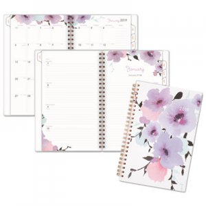 Cambridge Mina Weekly/Monthly Planner, 4 7/8 x 8, 2019 AAG1134200 1134200