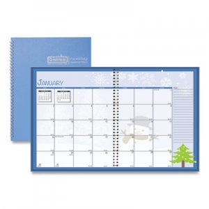 House of Doolittle Seasonal Monthly Planner, 10 x 7, 2020 HOD23908 239-08