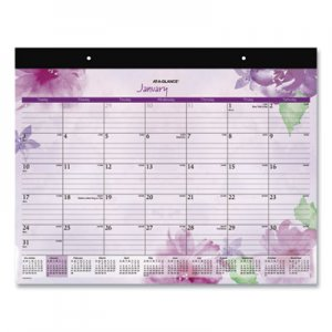 At-A-Glance Beautiful Day Desk Pad, 22 x 17, Assorted, 2020 AAGSK38704 SK38704