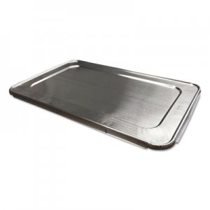 Durable Packaging Aluminum Steam Table Lids for Full Size Pan, 50/Carton DPK890050XX 890050XX