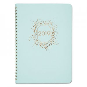 Cambridge Ballet Weekly/Monthly Planners, 4 7/8 x 8, Teal, 2019 AAG5127T200 5127T200
