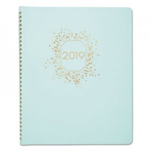 Cambridge Ballet Weekly/Monthly Planners, 8 1/2 x 11, Teal, 2019 AAG5127T905 5127T905