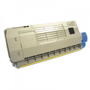 Innovera Remanufactured 44318603 Toner, 11500 Page-Yield, Cyan IVR44318603 AC-O0710C