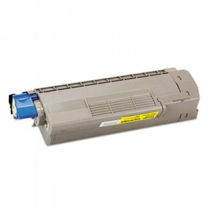 Innovera Remanufactured 44315303 Toner, 6000 Page-Yield, Cyan IVR44315303 AC-O0610C