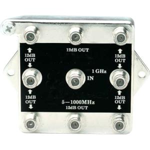 Linear PRO Access 8-way Splitter/Combiner 2538