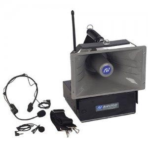 AmpliVox Hailer Public Address System SW610A