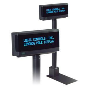 Logic Controls LD9900 Pole Display LD9900TUP-GY LD9000