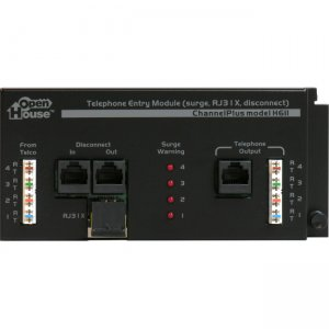 Linear PRO Access Telephone Master Hub with Surge Protection H611