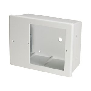 Linear PRO Access Surface-mount Rough-in Enclosure DMC1HRWS