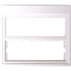 Linear PRO Access : Combination Retrofit Mounting Frame (White) DMCFC