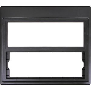 Linear PRO Access : Combination Retrofit Mounting Frame (Black) DMCFCB