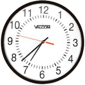 Valcom Wall Clock V-A11012
