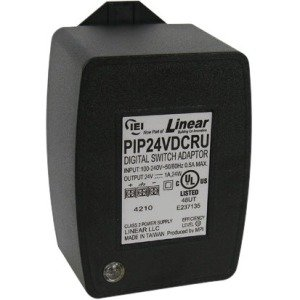 Linear PRO Access AC Adapter 0-291324RU PIP24VDCRU