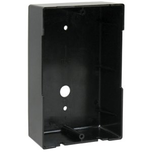 Linear PRO Access Intercom Door Station Enclosure (Black) DS3BXB